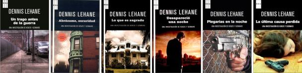 Dennis Lehane, novela negra